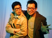 Mike_Tow_as_Frog_&_Martin_Lee_as_Katagiri