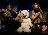 Kara-Manson-A-Polar-Bear-and-Marc-Harpin