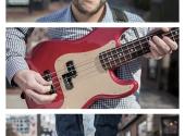 Thom Dunn, Bass (Photo by Jeremy Fraga)