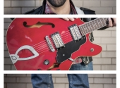 Shahjehan Khan, Guitar (Photo by Jeremy Fraga)