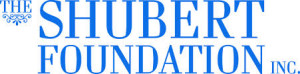 Shubert Foundation Logo