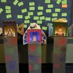 Re-mythologized shrines
