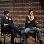"Ilana Brownstein and Aditi Kapil talk about the various ""Easter Eggs"" in the Trilogy plays"