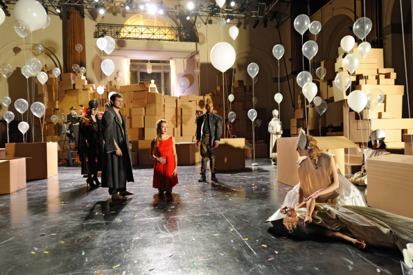 The Brown/Trinity Rep production of Pericles
