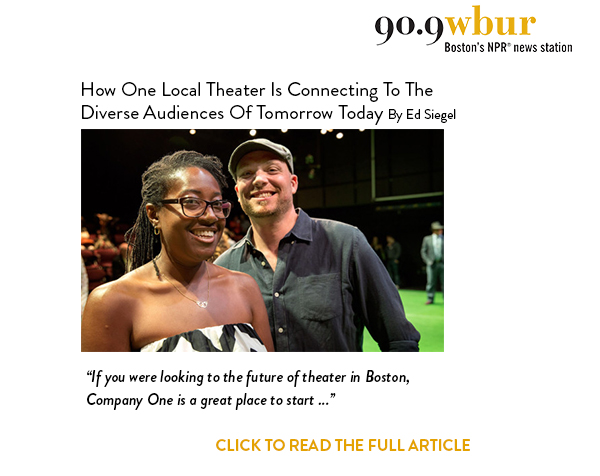 GENERAL WBUR WEBSITE ONE